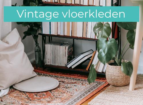 Vintage vloerkleden
